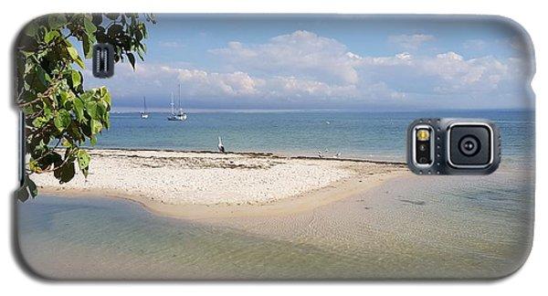 Bribie Island  Galaxy S5 Case