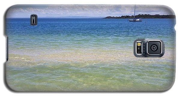 Bribie Ocean  Galaxy S5 Case