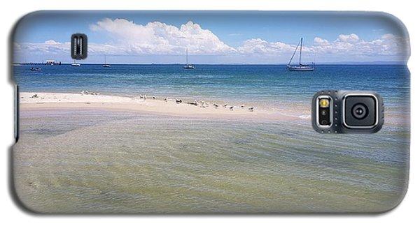 Bribie Waters Galaxy S5 Case