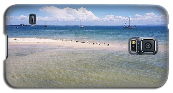 Bribie Waters Galaxy S5 Case