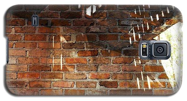 Brick And Rust Galaxy S5 Case