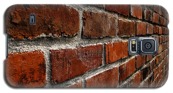 Brick Wall With Perspective Galaxy S5 Case