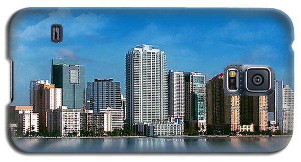 Brickell Skyline 1 Galaxy S5 Case