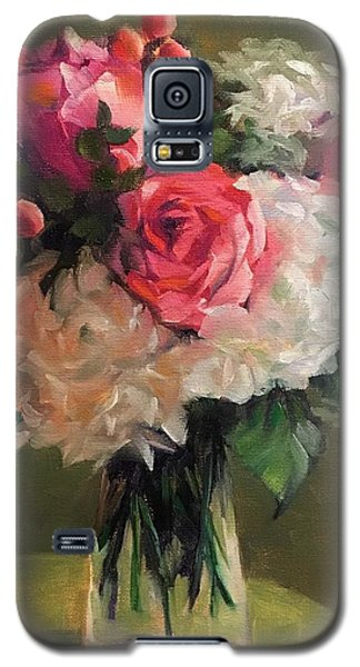 Bridal Bouquet Galaxy S5 Case