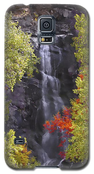 Bridal Veil Falls Black Hills Galaxy S5 Case