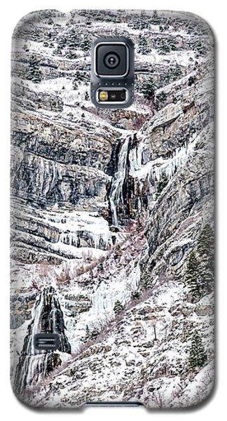 Bridal Veil Falls Canvas Print,photographic Print,art Print,framed Print,greeting Card,iphone Case,s Galaxy S5 Case