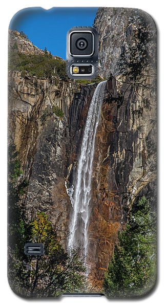 Bridal Veil Falls - My Original View Galaxy S5 Case