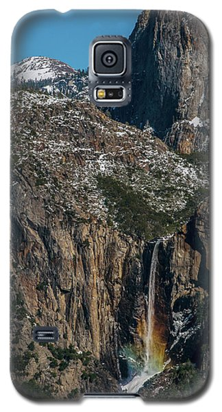 Bridal Veil Rainbow Galaxy S5 Case