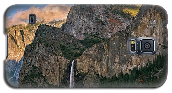 Bridalveil Falls From Tunnel View Galaxy S5 Case