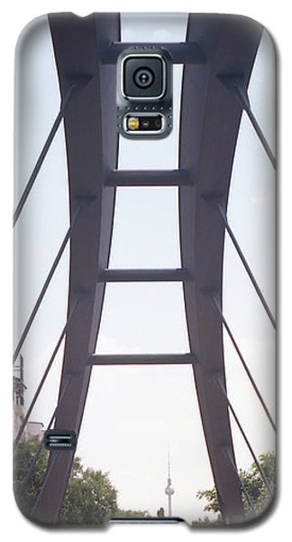 Bridge And Alexanderplatz Tower Galaxy S5 Case