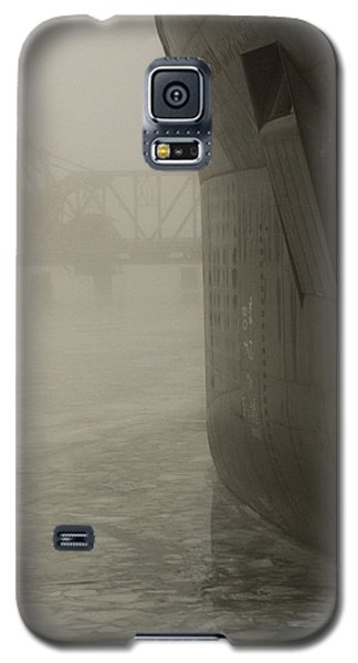 Bridge And Barge Galaxy S5 Case