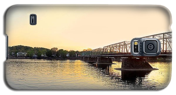 Bridge And New Hope At Sunset Galaxy S5 Case