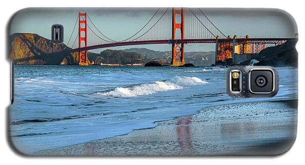 Bridge And Waves Galaxy S5 Case