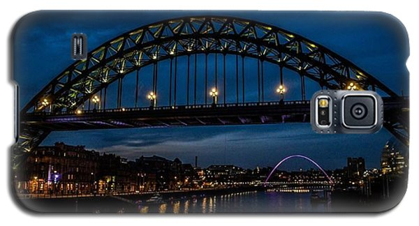 Bridge At Dusk Galaxy S5 Case