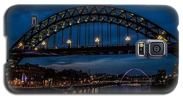 Bridge At Dusk Galaxy S5 Case