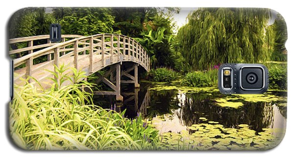 Bridge At Petersburg Galaxy S5 Case