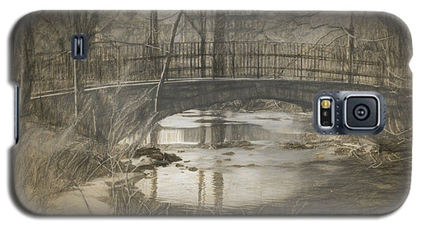 Bridge At The Fens Galaxy S5 Case