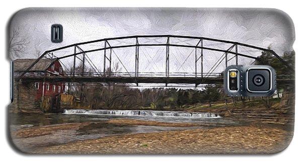 Bridge At The Mill Galaxy S5 Case