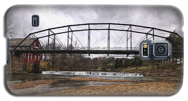 Bridge At The Mill Galaxy S5 Case