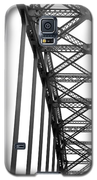 Galaxy S5 Case featuring the photograph Bridge by Brian Jones