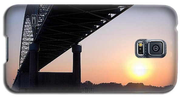 Bridge Over Mississippi River Galaxy S5 Case
