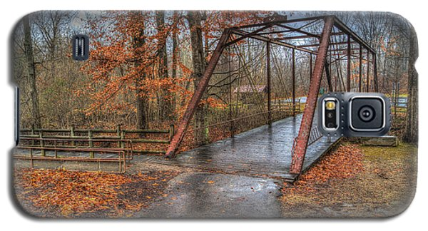 Galaxy S5 Case featuring the photograph Bridge From The Past by Wendell Thompson