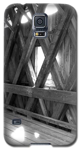 Bridge Glow Galaxy S5 Case by Greg Fortier
