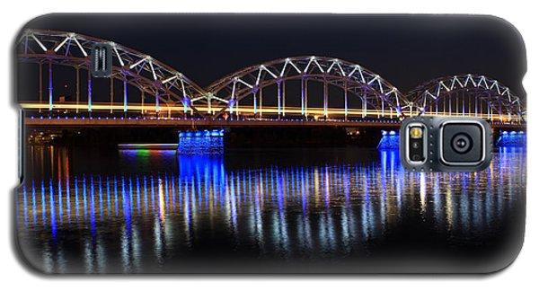 Bridge In Riga  Galaxy S5 Case