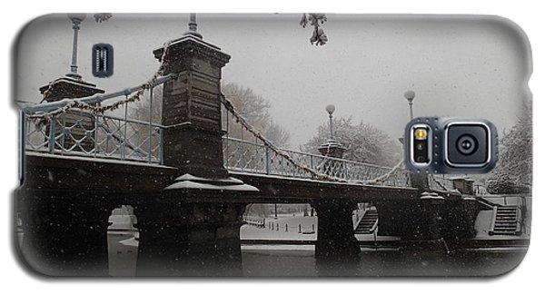 Bridge In Suspension 1867 Galaxy S5 Case