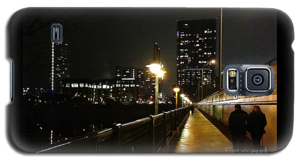 Bridge Into The Night Galaxy S5 Case by Felipe Adan Lerma