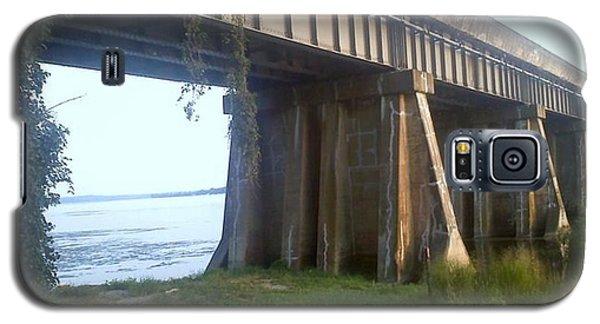 Bridge In Leesylvania Park Va Galaxy S5 Case