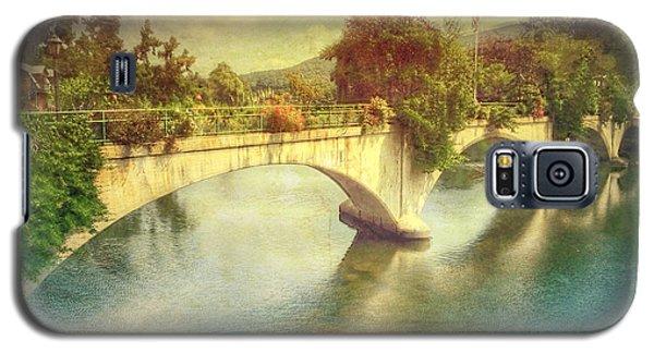 Bridge Of Flowers  Galaxy S5 Case