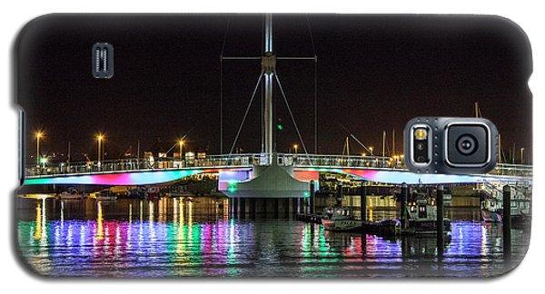 Bridge Of Lights Galaxy S5 Case by Beverly Cash