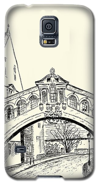 Bridge Of Sighs Galaxy S5 Case