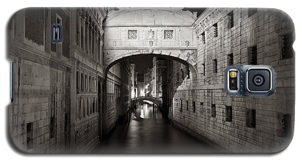 Bridge Of Sighs In The Night Galaxy S5 Case
