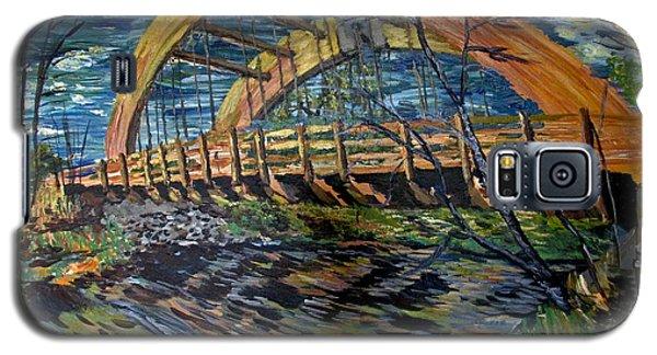 Bridge On County Rd. 27 Galaxy S5 Case