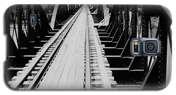 Bridge On The River Kwai Galaxy S5 Case