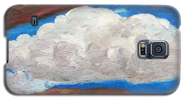 Bridge Over Clouds Galaxy S5 Case