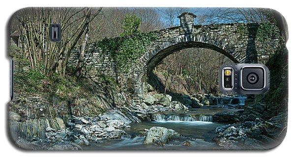 Bridge Over Peaceful Waters - Il Ponte Sul Ciae' Galaxy S5 Case