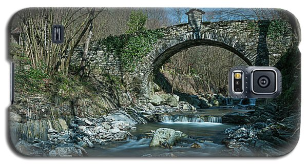 Bridge Over Peaceful Waters - Il Ponte Sul Ciae' Galaxy S5 Case