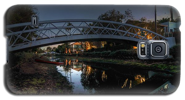Bridge Over Shadows Galaxy S5 Case