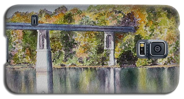 Bridge Over The Cumberland Galaxy S5 Case by Patsy Sharpe