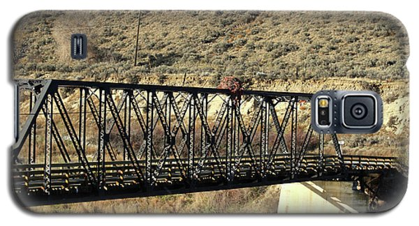 Bridge Over The Thompson Galaxy S5 Case