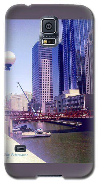 Bridge Overview Galaxy S5 Case