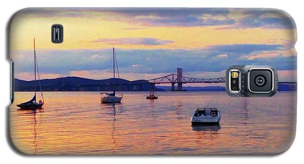 Bridge Sunset Galaxy S5 Case