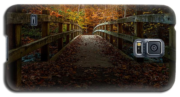 Bridge To Enlightenment Galaxy S5 Case by Ed Clark