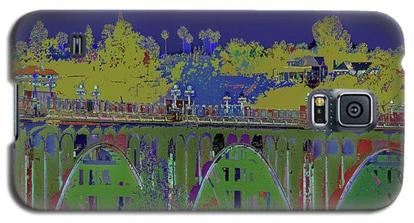 Bridge To Life Galaxy S5 Case