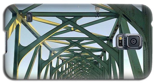 Bridge To Oregom Galaxy S5 Case