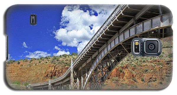 Bridge To Yesteryear Galaxy S5 Case