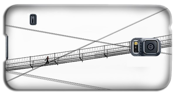 Bridge Walker Galaxy S5 Case by Joe Bonita